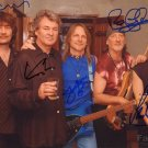 DEEP PURPLE Autographed signed 8x10 Photo Picture REPRINT