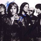 EUROPE Autographed signed 8x10 Photo Picture REPRINT