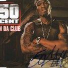 50 CENT Autographed signed 8x10 Photo Picture REPRINT