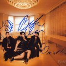 GOSSIP Autographed signed 8x10 Photo Picture REPRINT