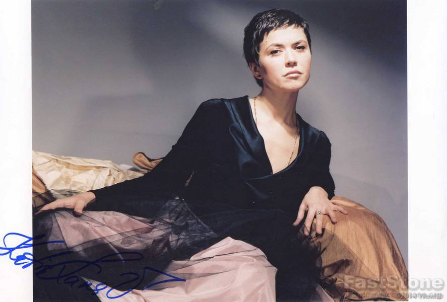 KATIA SKANAVI  Autographed signed 8x10 Photo Picture REPRINT