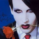 MARILYN MANSON Autographed signed 8x10 Photo Picture REPRINT