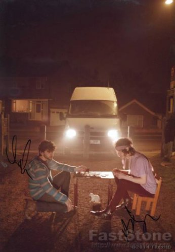 MGMT  Autographed signed 8x10 Photo Picture REPRINT