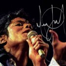 MICHAEL JACKSON Autographed signed 8x10 Photo Picture REPRINT
