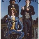 PRIMUS LES CLAYPOOL  Autographed signed 8x10 Photo Picture REPRINT