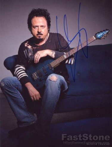 STEVE LUKATHER Autographed signed 8x10 Photo Picture REPRINT