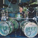 URIAH HEEP Russell Gillbrook Autographed signed 8x10 Photo Picture REPRINT