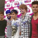 THE WANTED Autographed signed 8x10 Photo Picture REPRINT