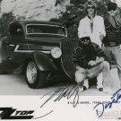 ZZ TOP Autographed signed 8x10 Photo Picture REPRINT