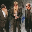 ZZ TOP Autographed signed 8x10 Photo Picture REPRINT