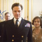 COLIN FIRTH  Autographed Signed 8x10 Photo Picture REPRINT
