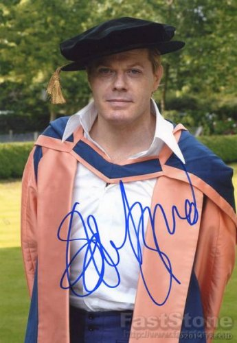EDDIE IZZARD Autographed Signed 8x10 Photo Picture REPRINT