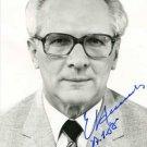 ERICH HONECKER  Autographed Signed 8x10 Photo Picture REPRINT