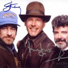 George Lucas Autographed Signed 8x10 Photo Picture REPRINT