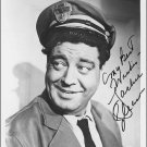 JACKIE GLEASON Autographed Signed 8x10 Photo Picture REPRINT