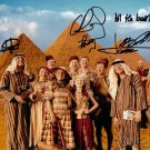 Oliver and James Phelps and Chris Rankin  Autographed Signed 8x10Photo Picture REPRINT
