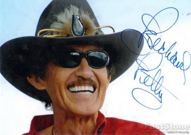 RICHARD PETTY Autographed Signed 8x10Photo Picture REPRINT