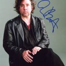TIM BURTON  Autographed Signed 8x10Photo Picture REPRINT