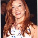 ALYSON HANNIGAN Autographed Signed 8x10Photo Picture REPRINT