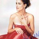 AMANDA PEET Autographed Signed 8x10Photo Picture REPRINT
