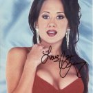 ASIA CARRERA  Autographed Signed 8x10Photo Picture REPRINT