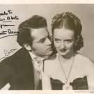 BETTE DAVIS Autographed Signed 8x10 Photo Picture REPRINT