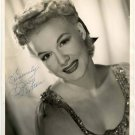 BETTY HUTTON  Autographed Signed 8x10 Photo Picture REPRINT