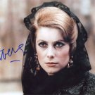 CATHERINE DENEUVE Autographed Signed 8x10 Photo Picture REPRINT