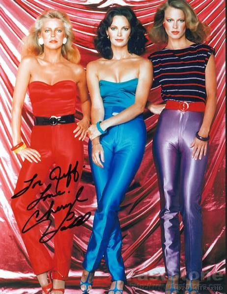 CHERYL LADD Autographed Signed 8x10 Photo Picture REPRINT