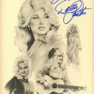 DOLLY PARTON Autographed Signed 8x10 Photo Picture REPRINT