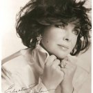 ELIZABETH TAYLOR  Autographed Signed 8x10 Photo Picture REPRINT
