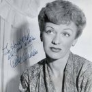 EVE ARDEN  Autographed Signed 8x10 Photo Picture REPRINT