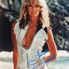 FARRAH FAWCETT Autographed Signed 8x10 Photo Picture REPRINT