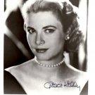 Grace (Kelly) de Monaco  Autographed Signed 8x10 Photo Picture REPRINT