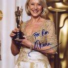 HELEN MIRREN  Autographed Signed 8x10 Photo Picture REPRINT