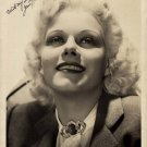 JEAN HARLOW   Autographed Signed 8x10 Photo Picture REPRINT