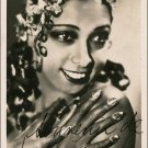 Josephine Baker  Autographed Signed 8x10 Photo Picture REPRINT
