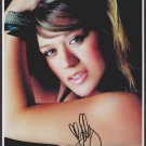 KELLY CLARKSON Autographed Signed 8x10 Photo Picture REPRINT