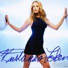 KRISTANA LOKEN   Autographed Signed 8x10 Photo Picture REPRINT
