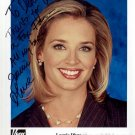 LAURIE DHUE Autographed Signed 8x10 Photo Picture REPRINT
