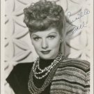 LUCILLE BALL Autographed Signed 8x10 Photo Picture REPRINT
