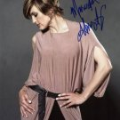 MARISKA HARGITAY Autographed Signed 8x10 Photo Picture REPRINT