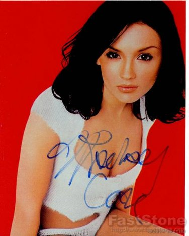 RACHAEL LEIGH  Autographed Signed 8x10 Photo Picture REPRINT