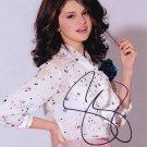 SELENA GOMEZ  Autographed Signed 8x10 Photo Picture REPRINT