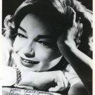 SIMONE SIGNORET  Autographed Signed 8x10 Photo Picture REPRINT