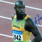 ASAFA POWELL Autographed signed 8x10 Photo Picture REPRINT