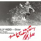 BILLY KIDD Autographed signed 8x10 Photo Picture REPRINT