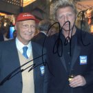 BORIS BECKER Autographed signed 8x10 Photo Picture REPRINT