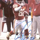 DANTE HALL Autographed signed 8X10 Photo Picture REPRINT