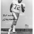 ED TOO TALL JONES Autographed signed 8X10 Photo Picture REPRINT